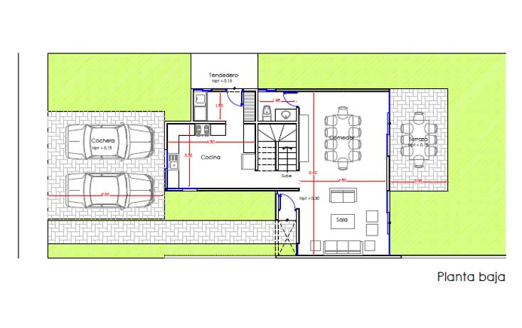 Foto de casa en condominio en venta en  , conkal, conkal, yucatán, 1496227 No. 04