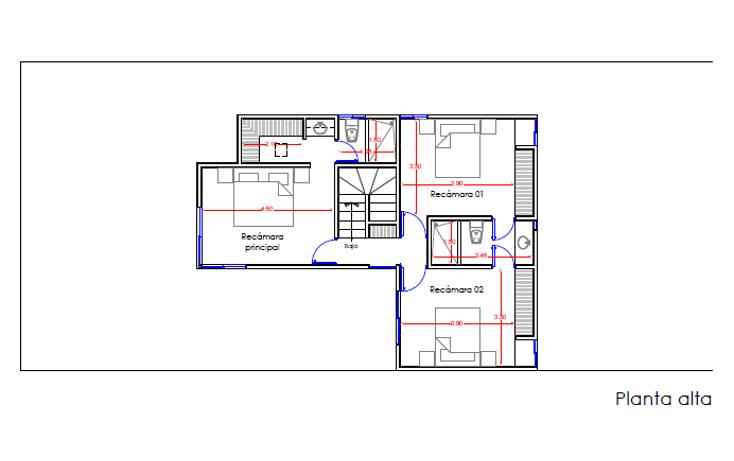 Foto de casa en condominio en venta en  , conkal, conkal, yucatán, 1496227 No. 05