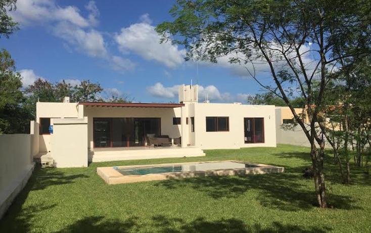 Foto de casa en venta en  , conkal, conkal, yucatán, 1502347 No. 03