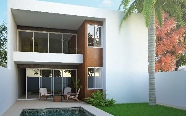 Foto de casa en venta en  , conkal, conkal, yucatán, 1503495 No. 01