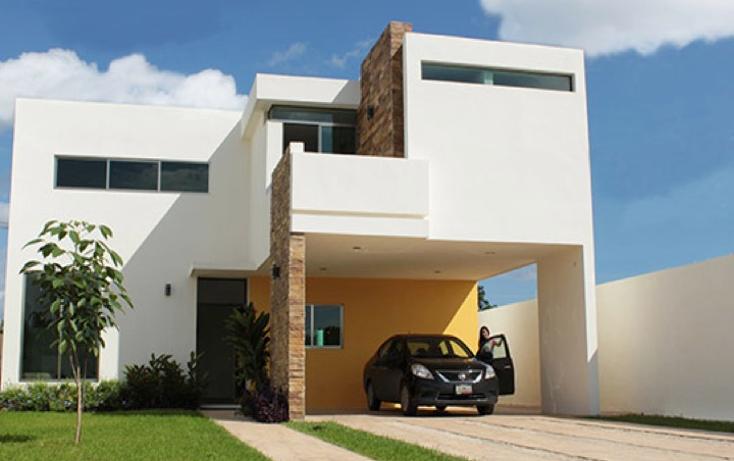 Foto de casa en venta en  , conkal, conkal, yucatán, 1503523 No. 01
