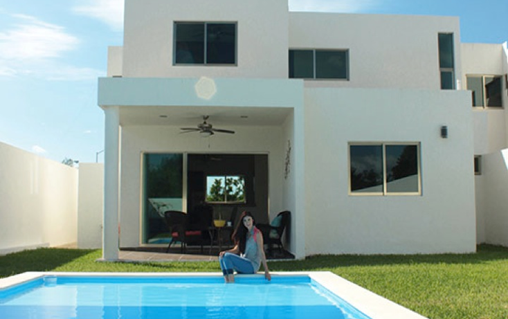 Foto de casa en venta en  , conkal, conkal, yucatán, 1503523 No. 05