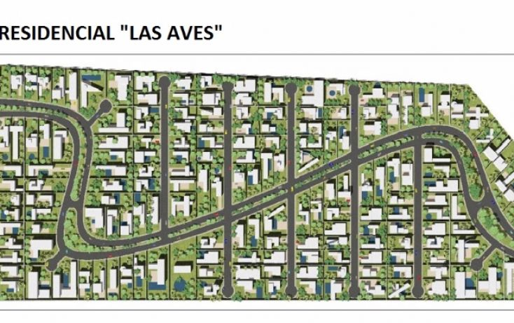 Foto de terreno habitacional en venta en, conkal, conkal, yucatán, 1514798 no 03