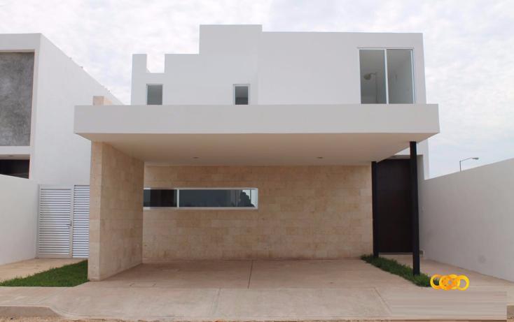Foto de casa en venta en  , conkal, conkal, yucat?n, 1515472 No. 01