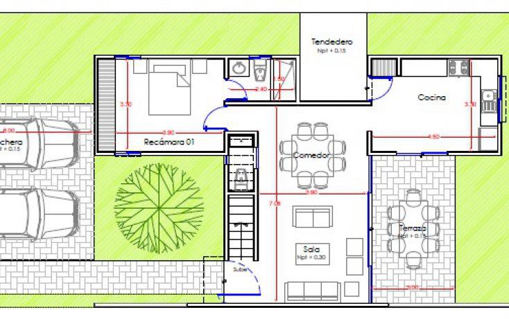 Foto de casa en condominio en venta en, conkal, conkal, yucatán, 1515740 no 08