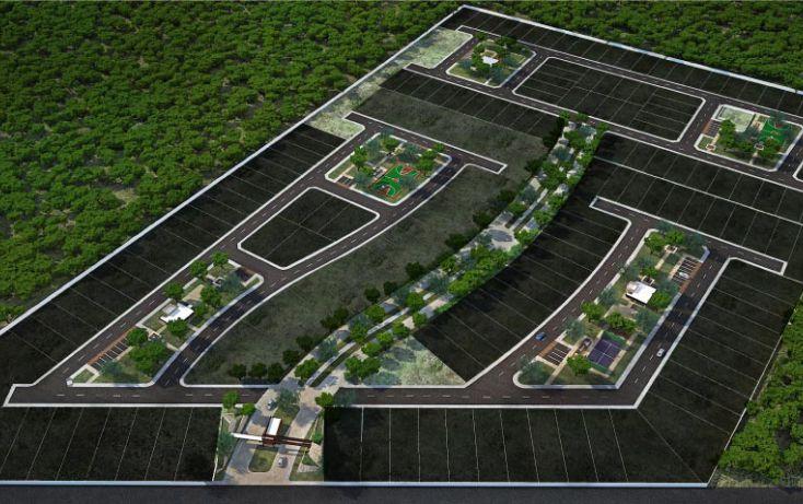 Foto de terreno habitacional en venta en, conkal, conkal, yucatán, 1526329 no 03