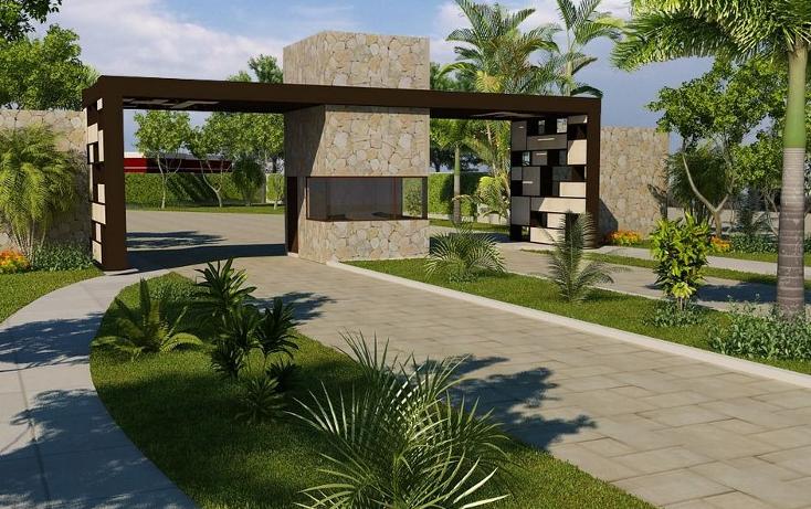 Foto de terreno habitacional en venta en  , conkal, conkal, yucatán, 1529820 No. 02
