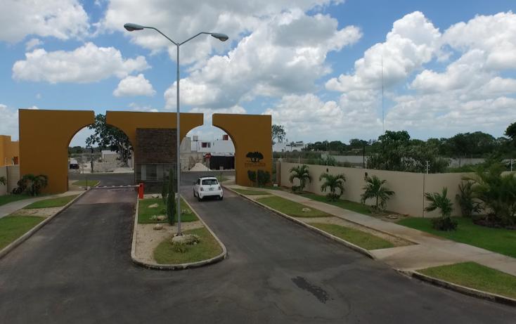 Foto de terreno habitacional en venta en  , conkal, conkal, yucatán, 1529820 No. 03