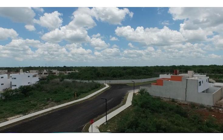 Foto de terreno habitacional en venta en  , conkal, conkal, yucatán, 1529820 No. 04