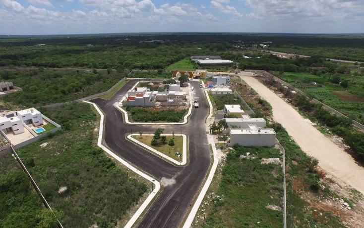 Foto de terreno habitacional en venta en  , conkal, conkal, yucatán, 1529820 No. 08