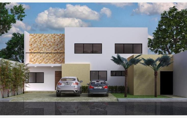 Foto de casa en venta en  , conkal, conkal, yucat?n, 1537192 No. 01