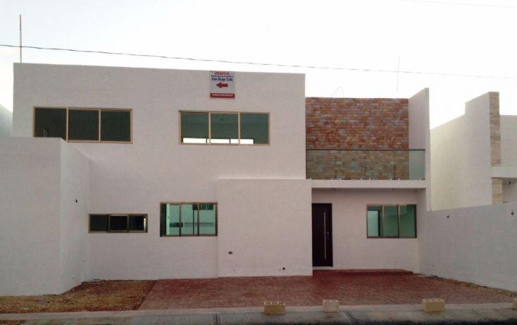 Foto de casa en venta en, conkal, conkal, yucatán, 1550204 no 01