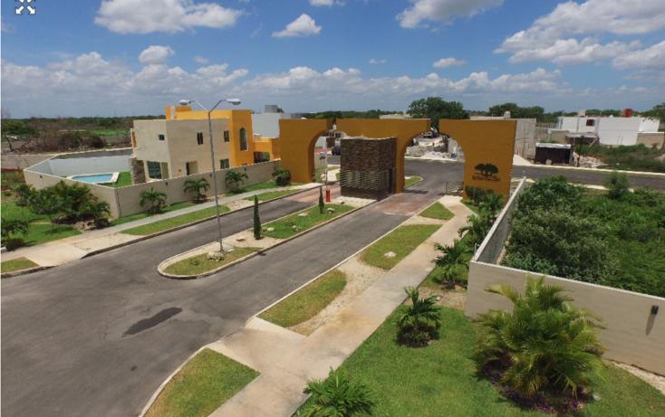 Foto de terreno habitacional en venta en  , conkal, conkal, yucat?n, 1550672 No. 03