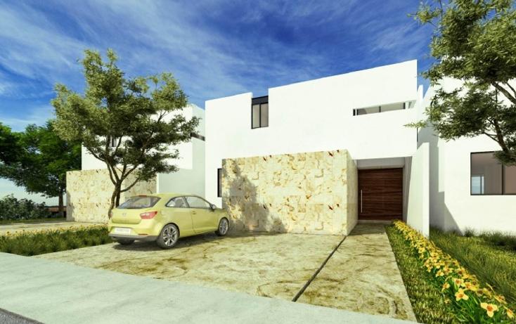 Foto de casa en venta en  , conkal, conkal, yucatán, 1550978 No. 01
