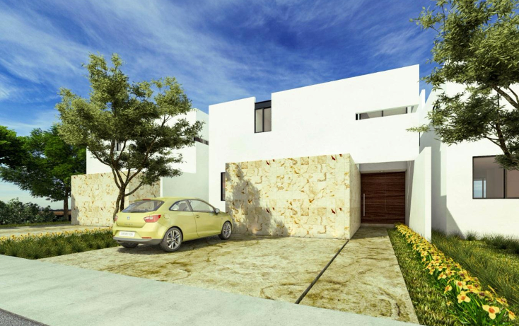 Foto de casa en venta en  , conkal, conkal, yucat?n, 1552236 No. 01