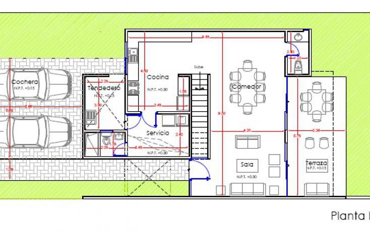Foto de casa en venta en, conkal, conkal, yucatán, 1552236 no 06