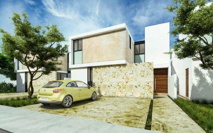 Foto de casa en venta en  , conkal, conkal, yucatán, 1554126 No. 02