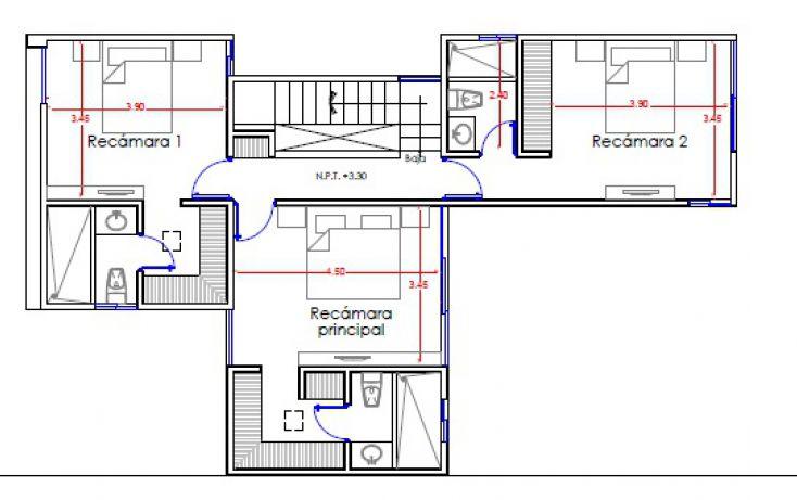 Foto de casa en condominio en venta en, conkal, conkal, yucatán, 1554126 no 07