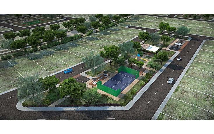 Foto de terreno habitacional en venta en  , conkal, conkal, yucatán, 1555798 No. 02