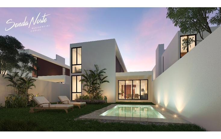 Foto de casa en venta en  , conkal, conkal, yucatán, 1556026 No. 03