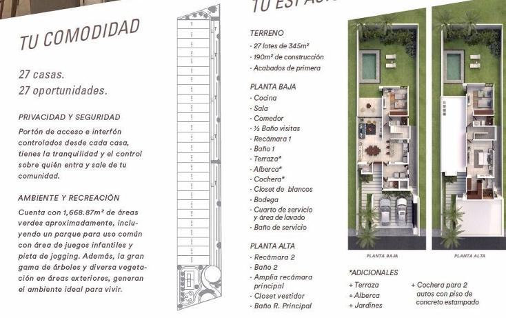 Foto de casa en venta en  , conkal, conkal, yucatán, 1556026 No. 05