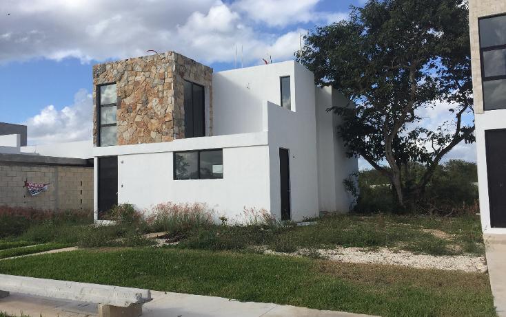 Foto de casa en venta en  , conkal, conkal, yucat?n, 1556682 No. 01