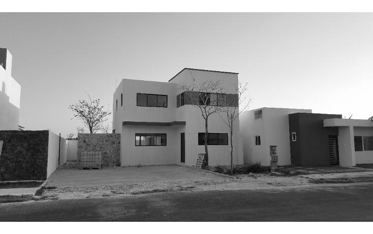 Foto de casa en venta en  , conkal, conkal, yucatán, 1556838 No. 01