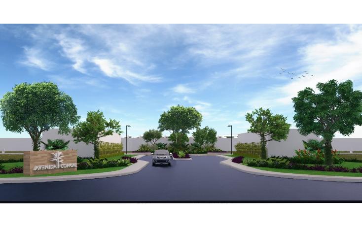 Foto de terreno habitacional en venta en  , conkal, conkal, yucatán, 1556920 No. 02
