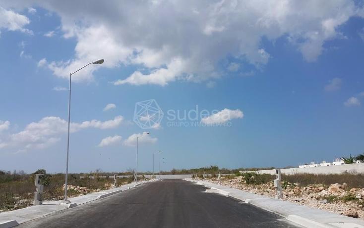 Foto de terreno habitacional en venta en  , conkal, conkal, yucatán, 1556920 No. 03