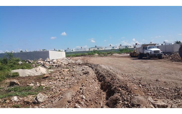 Foto de terreno habitacional en venta en  , conkal, conkal, yucatán, 1556920 No. 06