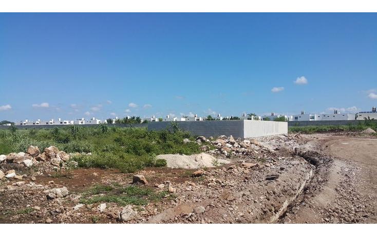 Foto de terreno habitacional en venta en  , conkal, conkal, yucatán, 1556920 No. 07