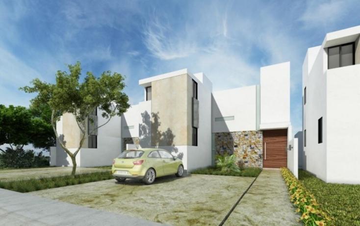 Foto de casa en venta en  , conkal, conkal, yucatán, 1557018 No. 01