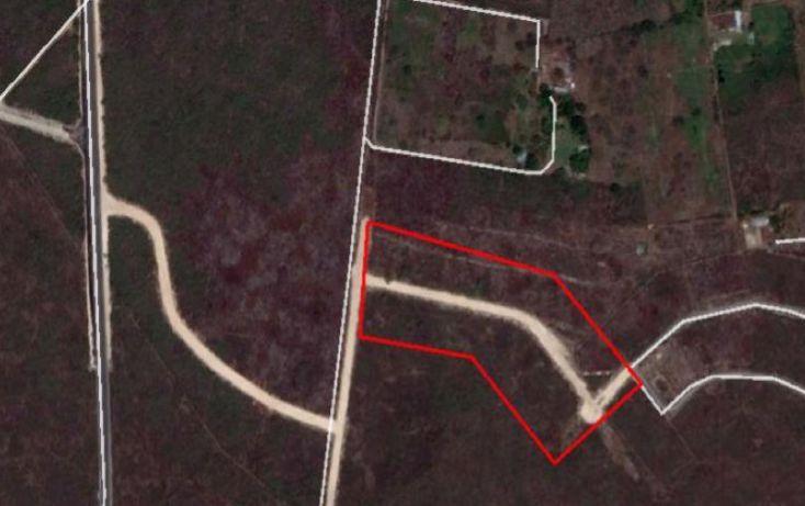 Foto de terreno habitacional en venta en, conkal, conkal, yucatán, 1558400 no 02
