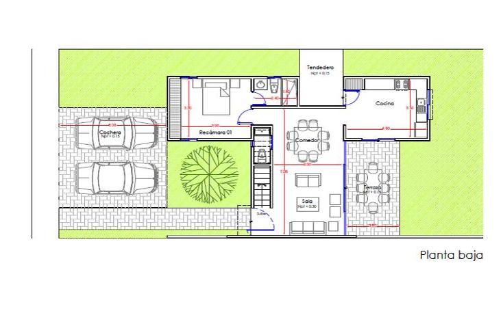 Foto de casa en venta en  , conkal, conkal, yucat?n, 1558762 No. 04