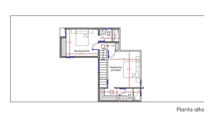 Foto de casa en venta en  , conkal, conkal, yucat?n, 1558762 No. 05