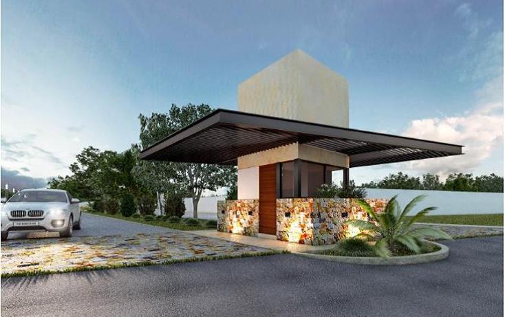 Foto de casa en venta en  , conkal, conkal, yucat?n, 1558762 No. 07