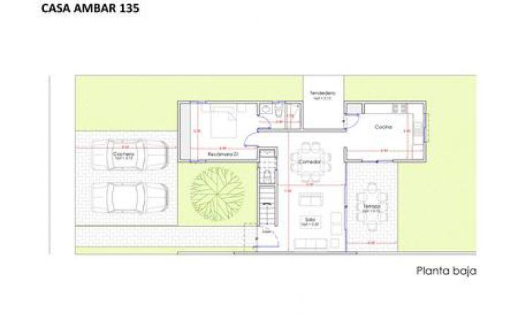 Foto de casa en condominio en venta en, conkal, conkal, yucatán, 1560630 no 04