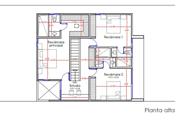 Foto de casa en venta en  , conkal, conkal, yucatán, 1562222 No. 11