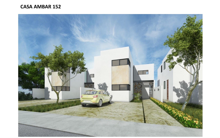 Foto de casa en venta en  , conkal, conkal, yucat?n, 1568244 No. 01
