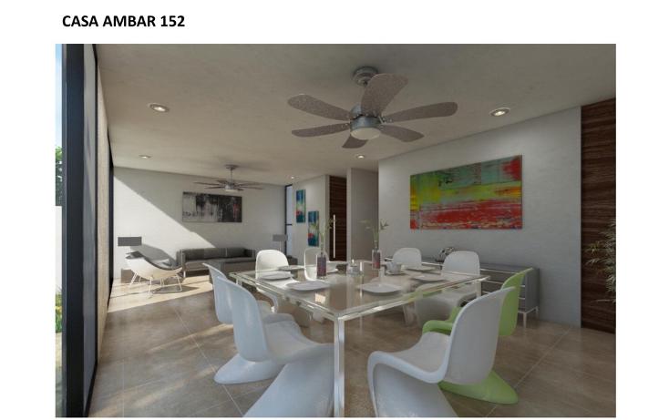 Foto de casa en venta en  , conkal, conkal, yucat?n, 1568244 No. 02