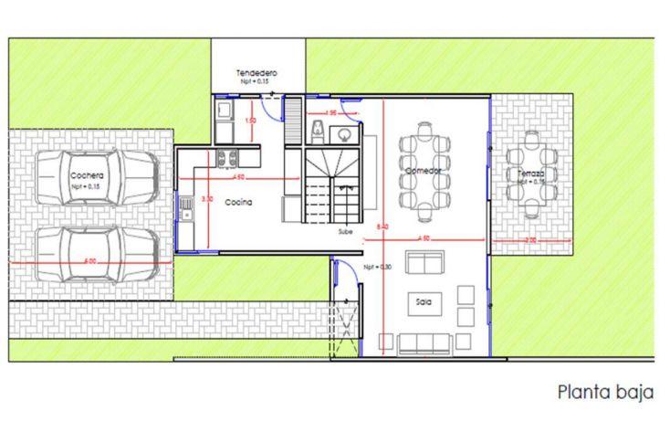 Foto de casa en venta en, conkal, conkal, yucatán, 1577056 no 08