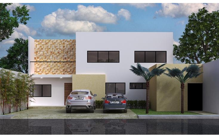 Foto de casa en venta en  , conkal, conkal, yucatán, 1599446 No. 01