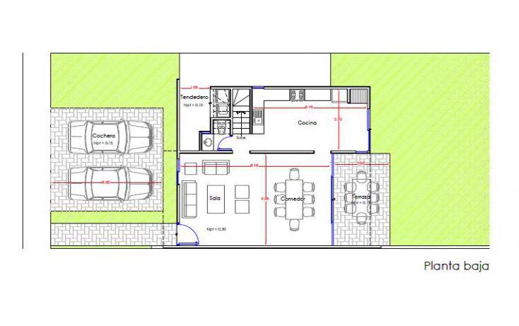 Foto de casa en venta en, conkal, conkal, yucatán, 1599826 no 04