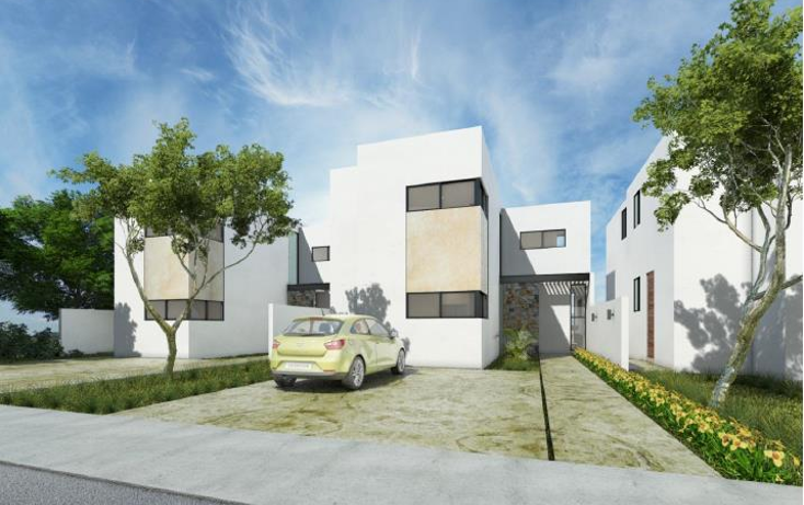 Foto de casa en venta en  , conkal, conkal, yucatán, 1599830 No. 01