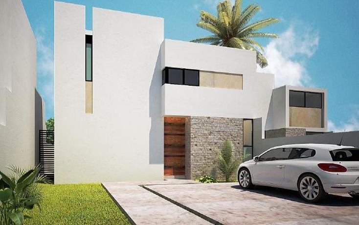 Foto de casa en venta en  , conkal, conkal, yucat?n, 1599834 No. 01