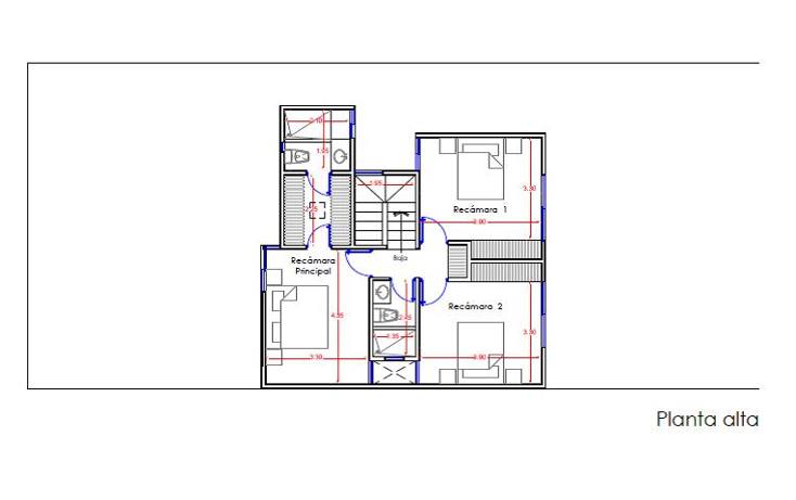 Foto de casa en venta en  , conkal, conkal, yucat?n, 1599834 No. 06