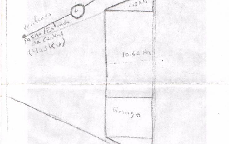 Foto de terreno habitacional en venta en, conkal, conkal, yucatán, 1600306 no 02