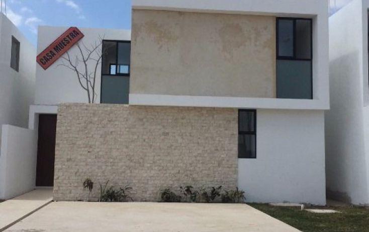 Foto de casa en venta en, conkal, conkal, yucatán, 1600816 no 01