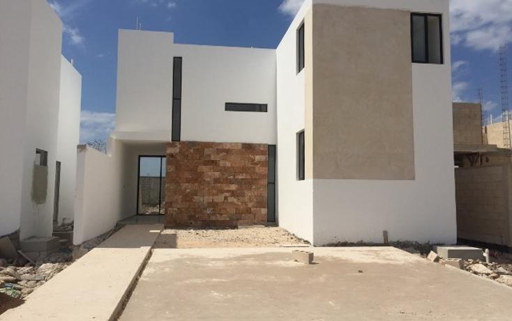 Foto de casa en venta en  , conkal, conkal, yucatán, 1600826 No. 01