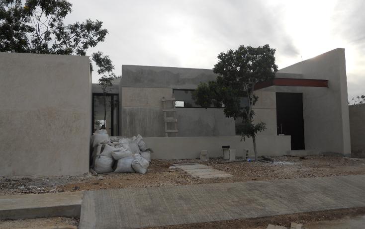 Foto de casa en venta en  , conkal, conkal, yucatán, 1601064 No. 01
